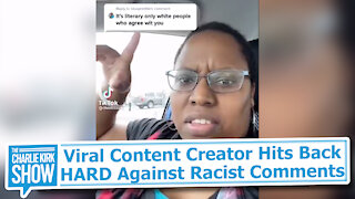 Viral Content Creator Hits Back HARD Against Racist Comments