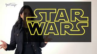 FACT: Star Wars Will Make Your Children Better People - Video