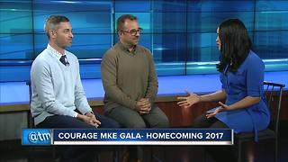 PREVIEW: Courage MKE Gala-Homecoming 2017 - Video