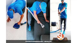 Clean and disinfect your home with Coconut Cleaning