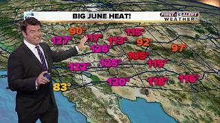 13 First Alert Weather for Thursday evening - Video