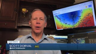 Scott Dorval's Idaho News 6 Forecast - Thursday 10/29/20