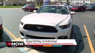 National Mustang Day 2018