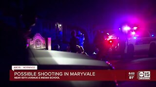 Deadly shooting investigation in Maryvale