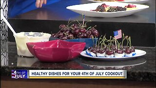 Healthy Cookout Treats