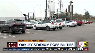What would a new stadium mean for traffic, parking in developing northern Oakley? - Video