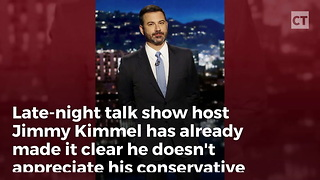 Jimmy Kimmel Mocks Intelligence Of Conservatives - Video