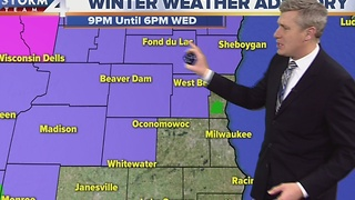 Brian Gotter's Tuesday morning Storm Team 4cast - Video