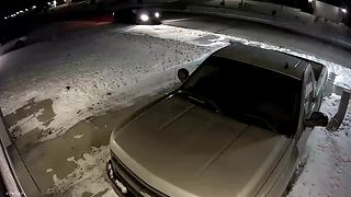 Video captures group police say vandalized Greenwood homes and cars - Video