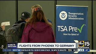 Condor Airlines: Sky Harbor adds non-stop flight to Germany - Video