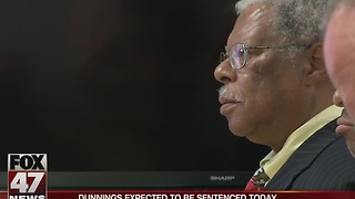 Dunnings expected to be sentenced Tuesday - Video