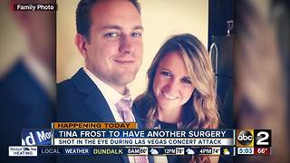 Md. woman shot in Las Vegas continues to fight for her life - Video