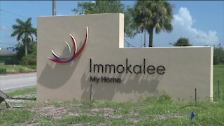 City leaders in Immokalee need help choosing a new welcome sign