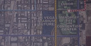 Developers paying millions for land near Raiders Las Vegas Stadium