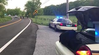1 Killed In Head-On Crash In Maury County - Video