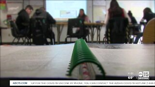 Schools return to in-person learning, many still concerned as COVID-19 cases rise in Arizona