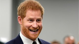 Prince Harry Reportedly Taking Paternity Leave After Meghan Markle Gives Birth