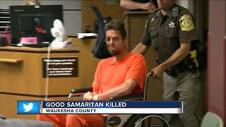 Man accused of killing Good Samaritan faces 6th OWI - Video
