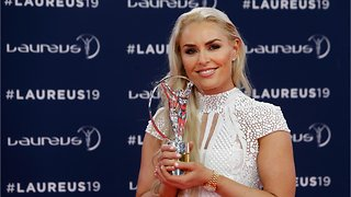 Lindsey Vonn Honored At Laureus World Sports Awards