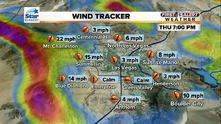 13 First Alert Weather for December 7 2017 - Video