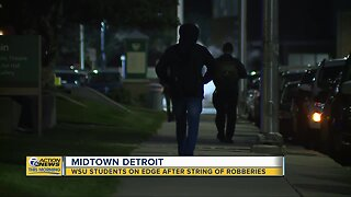 5th armed robbery reported near Wayne State University campus