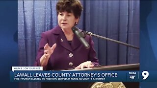 Barbara LaWall reflects on 24 years as Pima County Attorney