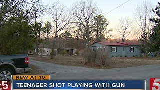Investigation Underway After Accidental Shooting In Wilson Co. - Video