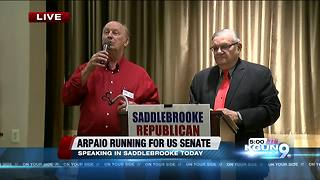 Arpaio to speak in Saddlebooke - Video