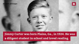 8 facts about Jimmy Carter | Rare Politics - Video
