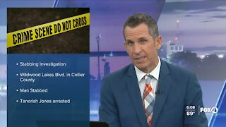 Stabbing investigation in Collier County