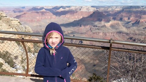 First Grand Canyon Visit