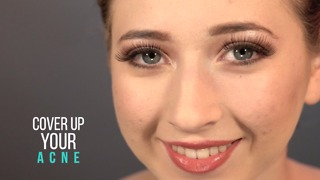 Cover up your acne - Video