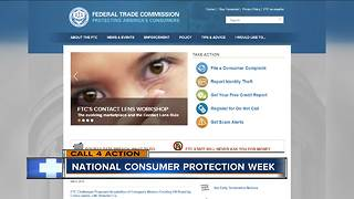 National consumer protection week - Video