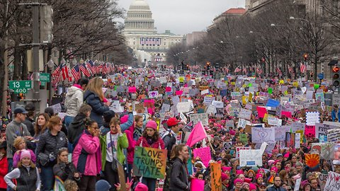 This Year's Women's March Expected To Be Smaller Than Previous Years