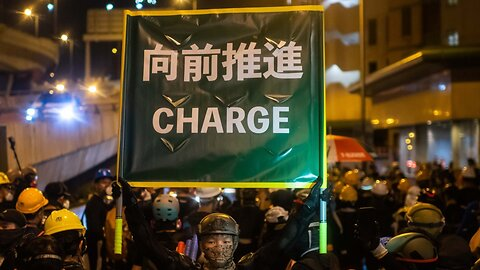 Beijing: Hong Kong protests must end