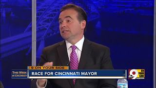This Week in Cincinnati: Mayor John Cranley on Amazon bid, housing court and childhood poverty - Video