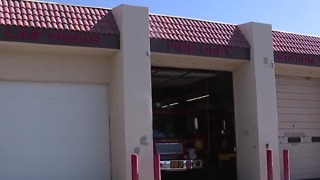 Fire station near Jones, U.S. 95 reopens - Video