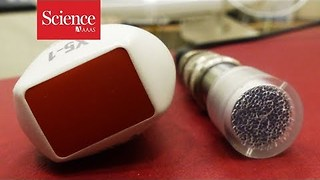 This simple piece of plastic makes ultrasound easy - Video