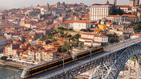 Porto, the old gem on the water.