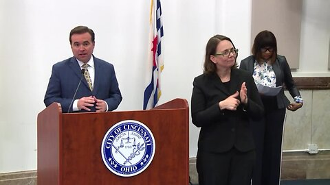 Cincinnati Mayor John Cranley says layoffs, budget cuts coming due to COVID-19 crisis