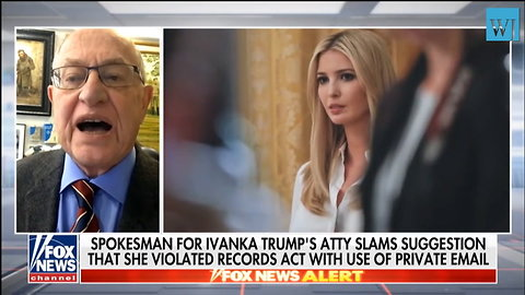 Harvard Law School Professor Emeritus Declares Ivanka Trump's Email Use A 'Non-issue'