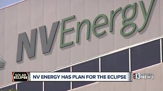 NV Energy's plan for the solar eclipse in Las Vegas