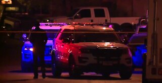 North Las Vegas man in custody after standoff with police