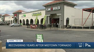 Recovering Years After Midtown Tornado