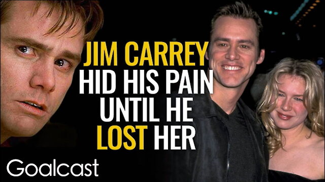 How Did Jim Carrey Stare Death In The Eye | Life Stories by Goalcast