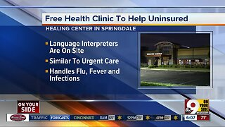 UC medical students open free clinic