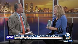 9th annual 'Read Together Campaign'