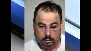 PD: Man sexually abuses woman bathing her child - ABC 15 Crime - Video