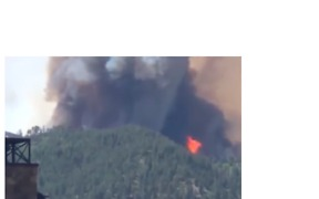 Colorado's 416 Fire Doubles Overnight, Expected to Continue to Grow - Video