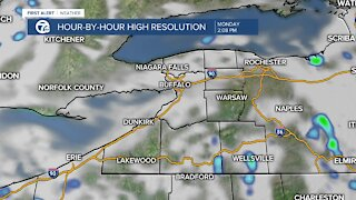 7 First Alert Forecast 1005 Noon